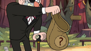 S1e4 sack of mystery