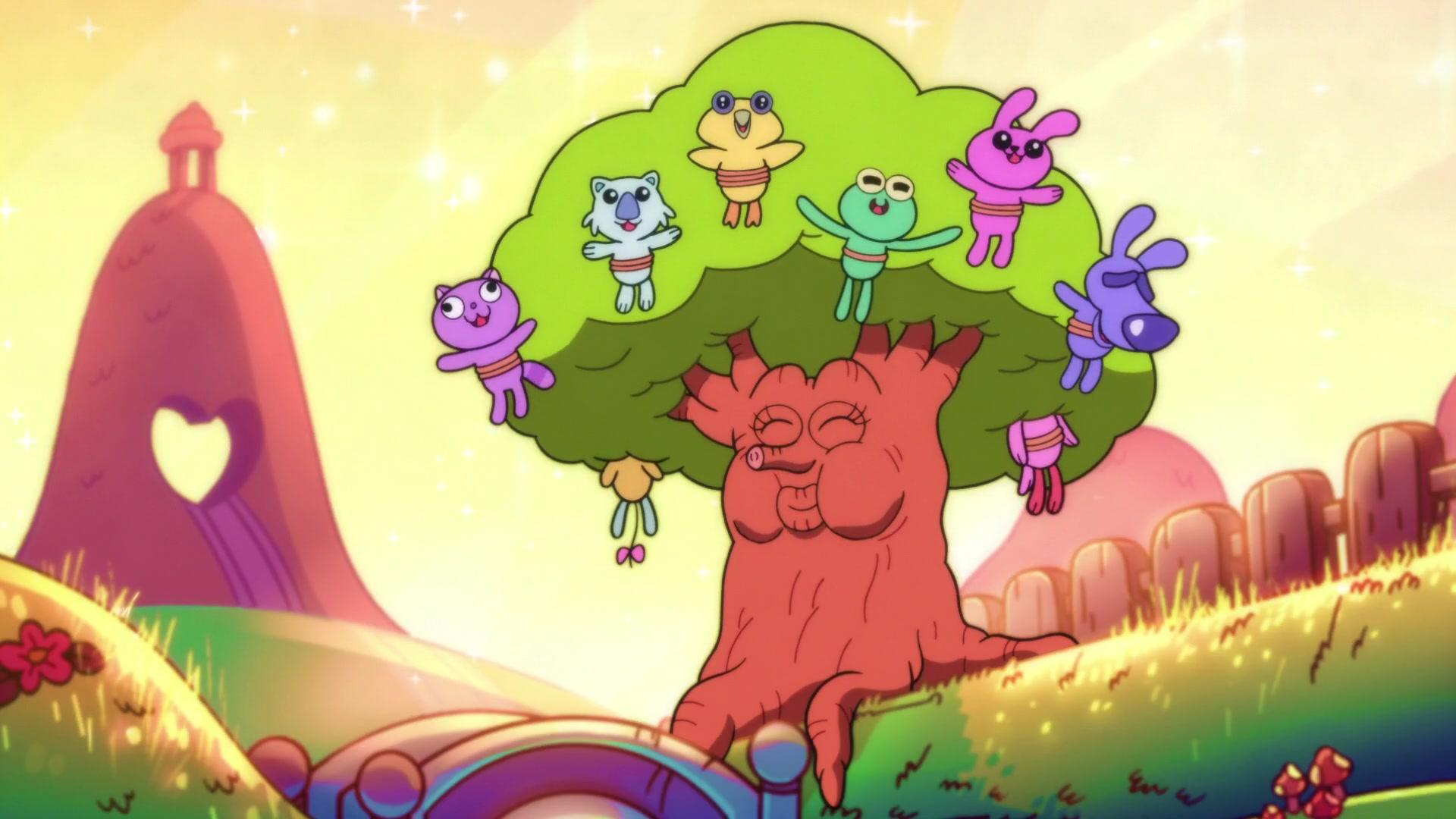 Stuffed Animal Tree