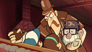 S1e3 stop scaring my pines twins, wax holmes!