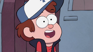 S1e5 Dipper is excited