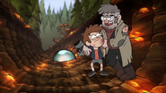 S2e17 Dipper helps Ford getting up