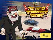 The great stanmobile escape