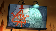 S2e18 production art bill graffiti
