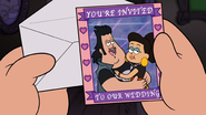 S2e5 reggie engagement invite