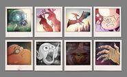 Opening Polaroids