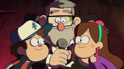 Gravity Falls - Taking Over Midnight - HD