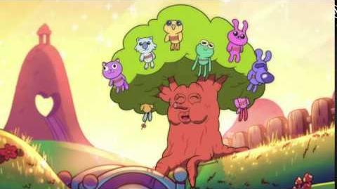 Я — плюшевое дерево