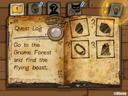 Legend of the Gnome Gemulets log 01