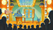 RBUK Bill Cipher cameo