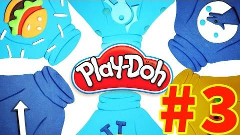 Mabel Sweater's Gravity Falls Play Doh! 3