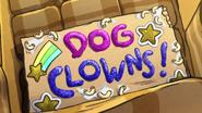 Short10 dog clowns