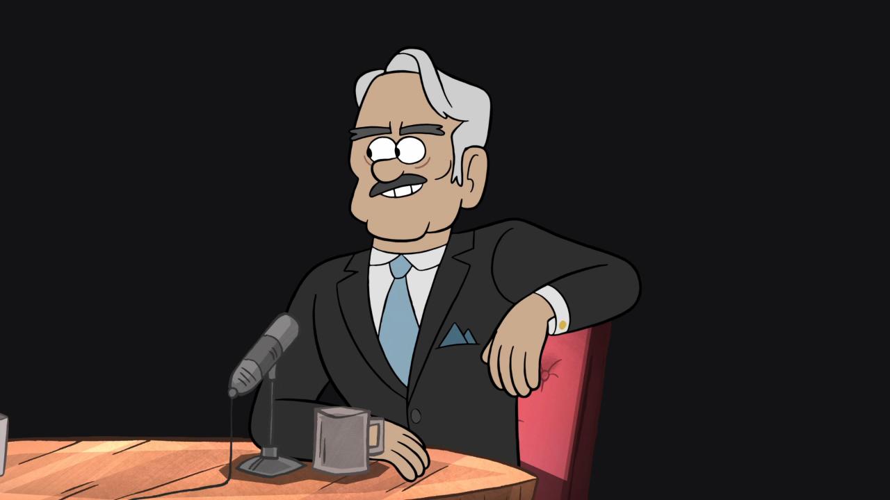 Charlie (talk show host)