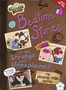 Gravity Falls Bedtime Stories of the strange and unexplained