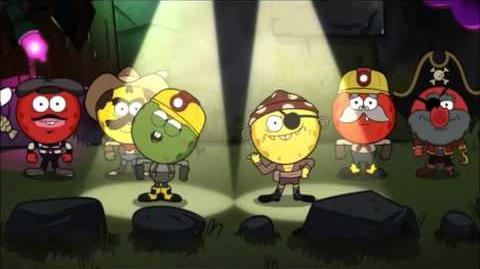 Gravity Falls - We Control the Balls (Dutch) Wij sturen de bal (Nederlands)