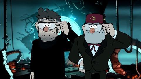 Gravity Falls - SDCC 2015 - Look Ahead