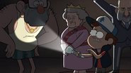 S1e3 dipper pointing