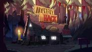 S1e5 mystery shack sun set