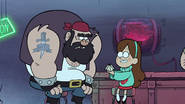 S1e3 mabel is a friendly girl