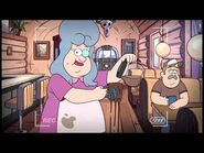 Gravity Falls - Dipper's Guide To The Unexplained - The Hide Behind
