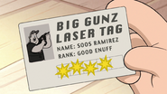 S2e8 laser tag front