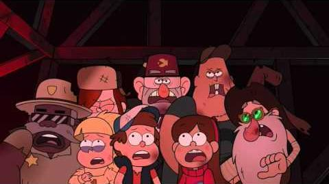 Gravity Falls Take Back the Falls - One Amazing Summer-0
