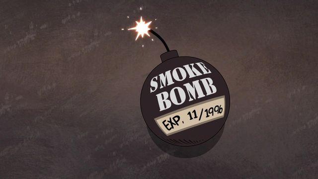 Дымовые гранаты