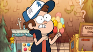 S1e9 Dipper looking very shocked