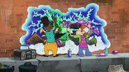 S2e13 graffiti