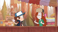S1e9 wendy thumbs up