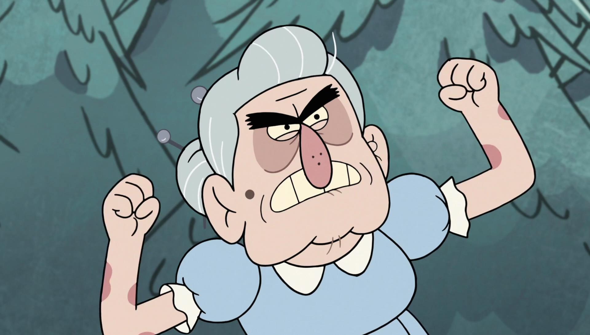 Granny Sweetkin