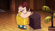 S2e10 Grenda with the guest list