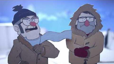 Gravity Falls - Soos' Fan Fiction 1