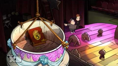 Gravity Falls -- Devo riavere il mio corpo! - Dall'episodio 25
