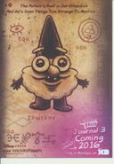 Promotional Card- Gnomes