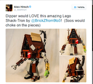 LEGOShacktron
