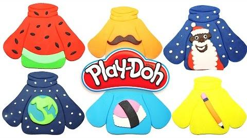 Mabel Sweater's Gravity Falls Play Doh! 2