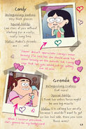 Dipper and Mabel's Guide page 13