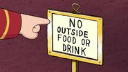 Short16 No Food Or Drink