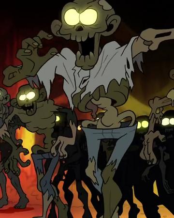 Zombis Gravity Falls Wiki Fandom El ataque de los dinosaurios. zombis gravity falls wiki fandom