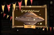 Poscard creator ufo