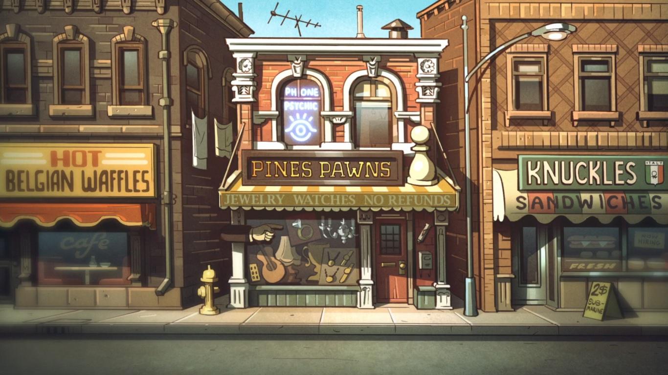 Pines Pawns