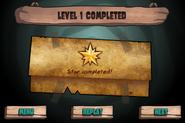 Game twin mystery vortex of doom level 1