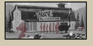 S1e10 smokey joes sketch