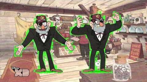 Gravity Falls -- Episodio 1 - La tv di Gravity Falls