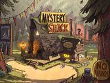 Cabana do Mistério