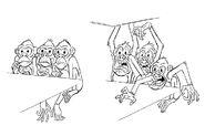 Chris Houghton short9 ape games