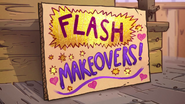 Short9 flash makeovers