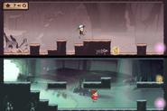 Game twin mystery vortex of doom jump