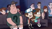 S1e4 dipper is not impressed