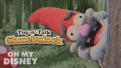 Gravity Falls – Tug-n'-Talk Shmebulock Oh My Disney